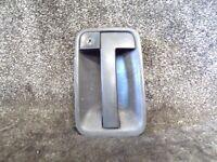 PEUGEOT EXPERT CITROEN DISPATCH FIAT SCUDO 99-06 DRIVER FRONT DOOR HANDLE O/S/F