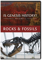 Beyond Is Genesis History? Volume 1: Rocks & Fossils - Ships within 12 hours!!!