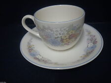 Ironstone British Poole Pottery Cups & Saucers