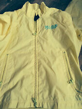 womens size 12/14 yellow Ralph Lauren polo jacket good condition  100% authentic