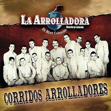 La Arrolladora Banda El Limon : Corridos Arrolladores CD