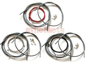 Shimano Dura-Ace SLR Cable Housing and AICAN Brake Inner Cable Set Kit