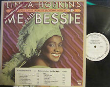 """► Linda Hopkins - """"Me and Bessie"""" (Smith) (PL)  (Leonard Feather liner notes)"""