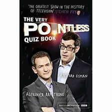 The Very Pointless Quiz Book, By Osman, Richard, Armstrong, Alexander,in Used bu