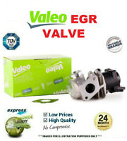 VALEO EGR Valve pour Peugeot Expert Tipi 2.0 HDI Escarpin 98 16V 2011-2016