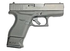 X-Grip FOR GLOCK GL 43-9 Compatible with 9Rd ETS Magazines Black GL43-9 NEW