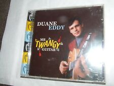 Duane Eddy : Mr. Twangy Guitar CD