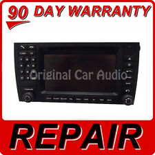 REPAIR 2006-2008 PORSCHE Caynne PCM 2.1 Navigation Touch Screen Radio CD REPAIR