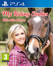 My Riding Stables - Life with Horses PS4 Game | BRAND NEW SEALED, FAST FREE POST