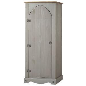 Free Standing Kitchen Pantry Tall Cabinet Storage Unit Cupboard Larder Vestry