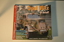 Buch in detail Opel Blitz  Special Museum Nr 39