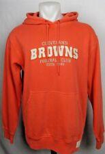 Cleveland Browns Reebok Men's Pullover Hooded Sweatshirt NFL M