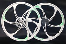 BMX Bike Aluminium Bicycle Wheelsets (Front & Rear)