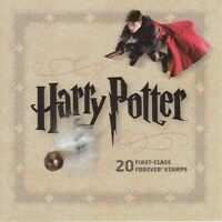 Harry Potter Limited Edition Collectible US Forever Postage Stamps Scott 4844a