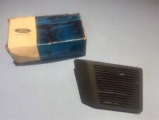 NOS 1981-82-83 FORD ESCORT LH DASH PANEL SPEAKER GRILLE PART #E1FZ-18978-D