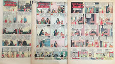 110 Little Orphan Annie Sundays by Harold Gray from 1936 to 1971
