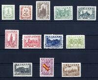 Sellos de España 1936-1937 nº 802/813 Junta de Defensa Nacional nuevo ref.A1a