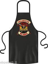 Tablier barbecue, de cuisine, Maître GRILLARDIN, Sans Cadre 2979