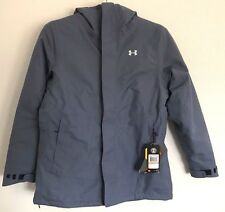 2017 NWT Womens UA Under Armour CGI PowerLine 10K Jacket S Small sa317