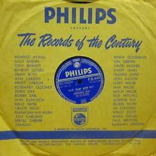 """Johnnie Ray(10"""" Vinyl)Flip, Flop And Fly-Philips-PB 449-UK-VG/Ex"""
