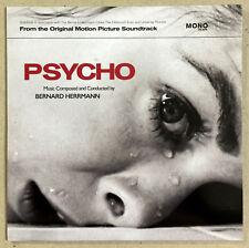 "BERNARD HERRMANN * PSYCHO * UK 7"" VINYL * LIMITED EDITION OF 1960 COPIES ONLY!"
