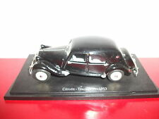 (5.4.15.15) Passion citroën traction 11 1953 UH 1/43