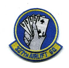 Unites States Air Force 327th Airlift Squadron /military Patch