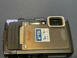 """RB OLYMPUS TOUGH TG-830  3"""" LCD SCREEN 1080P BLACK"""