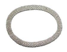 Nepal Bracelet glass Seed Bead Roll On Bracelets Crochet handmade bracelet G2