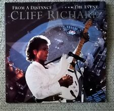 CLIFF RICHARD From A Distance, The Event 1990 DOUBLE VINYL LP 24 Tracks 37 Songs
