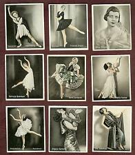 Maria gambarelli les tanzbühnen du monde nº 72 environ 1934