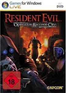 Resident Evil Operation Raccoon City  Neu