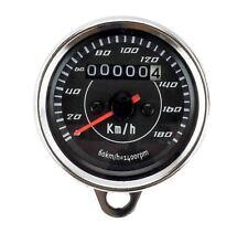Tacho 180 km/h schwarzes Ziffernblatt Honda VT500C VT600C VT750 Shadow