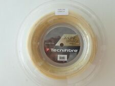 New Tecnifibre X-One Biphase tennis string 17 ga,, 660 ft reel. Multifilament