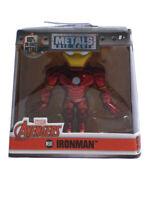 "Jada Toys Die-Cast Metals Iron Man 2.5"" Inch Figure Avengers Marvel M501 New"