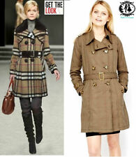 Cotton Formal Double Breasted Coats & Jackets for Women
