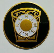 Royal Arch HRAM Key-Stone Car Emblem