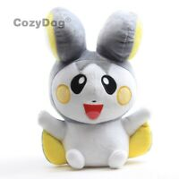 Emolga Emonga Plush Toy Stuffed Animal Doll Teddy Collect Gift 12'' Teddy Gift