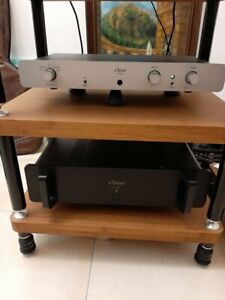 Classe CA100 POWER AMPLIFIER  AND CP35  PRE-AMPLIFIER  WITH REMOTE CONTROL