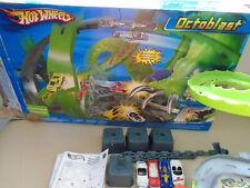 Hot Wheels Mattel Octoblast Motorised Track Race Set Vintage Boxed Complete Rare