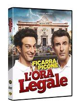 L'ORA LEGALE (DVD) CON FICARRA E PICONE - NUOVO, ITALIANO, ORIGINALE