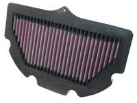 K&N HIGH FLOW AIR FILTER SUZUKI GSXR 600/750 K6 06-07 SU-7506
