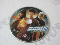 DVD Película - Dragon Ball Evolution 2009 Original Sólo DVD No Funda