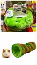 Karlie Flamingo Cage Tunnel Crinkly Tube for Rat Guinea Pig Hamster Mouse etc