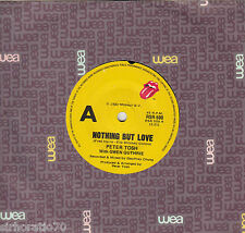 PETER TOSH Nothing But Love / Cold Blood 45