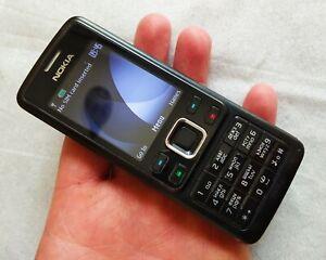 Original NOKIA 6300 Mobile Phone Retro Unlocked Very GOOD Condition Working Sale
