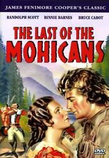 The Last of the Mohicans [New DVD] Black & White, Full Frame, Subtitled