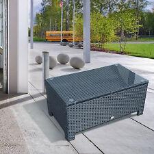 Rectangle Metal Garden & Patio Tables