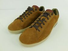 Clae Mens Casual Brown Shoes Style Arthur Size 12 EUC