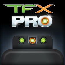 New Truglo TFX Pro Tritium Sight Glock 17 19 22 23 24 26 27 33 34 35 TG13GL1PC